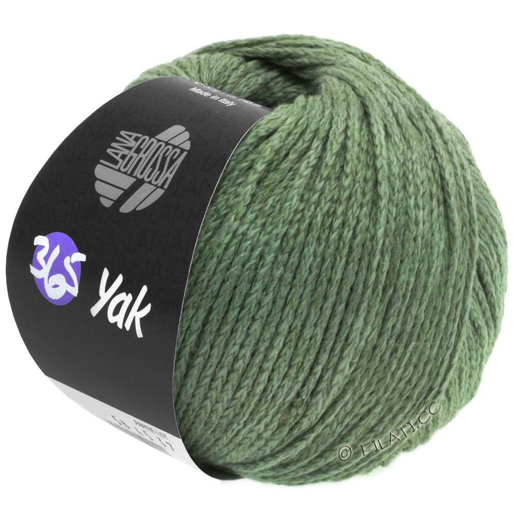 Lana Grossa 365 YAK | 15-зелёный