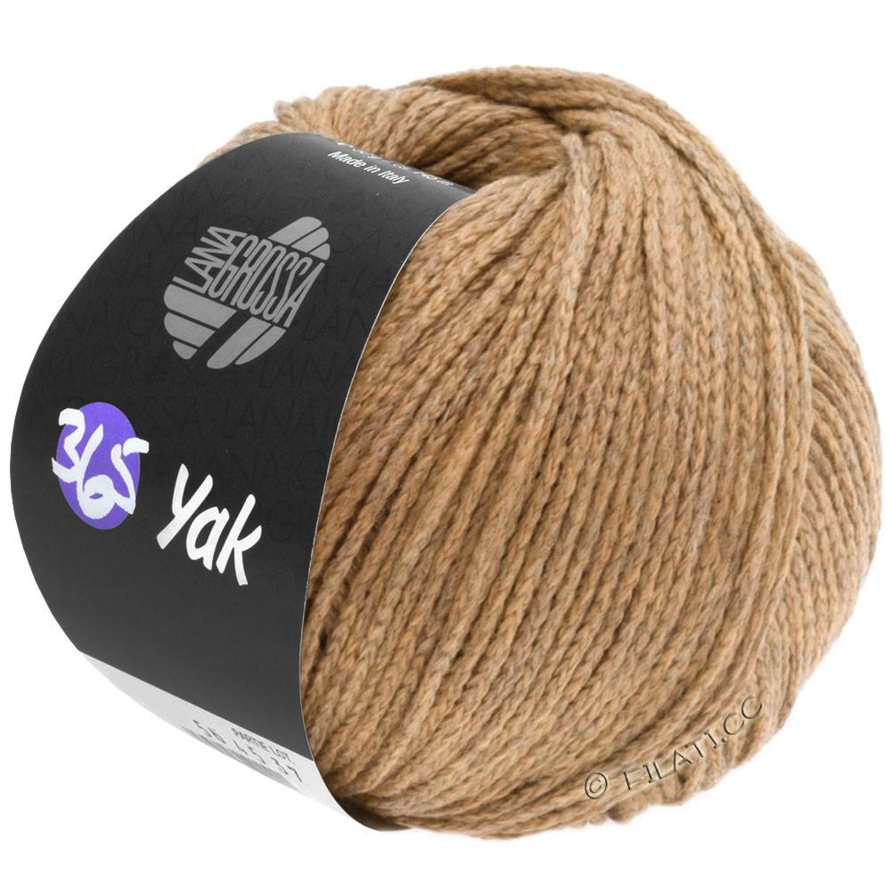 Lana Grossa 365 YAK | 16-легко коричневый