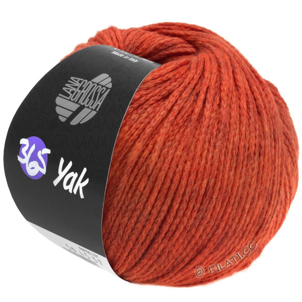 Lana Grossa 365 YAK | 20-красный/тёмно-красный