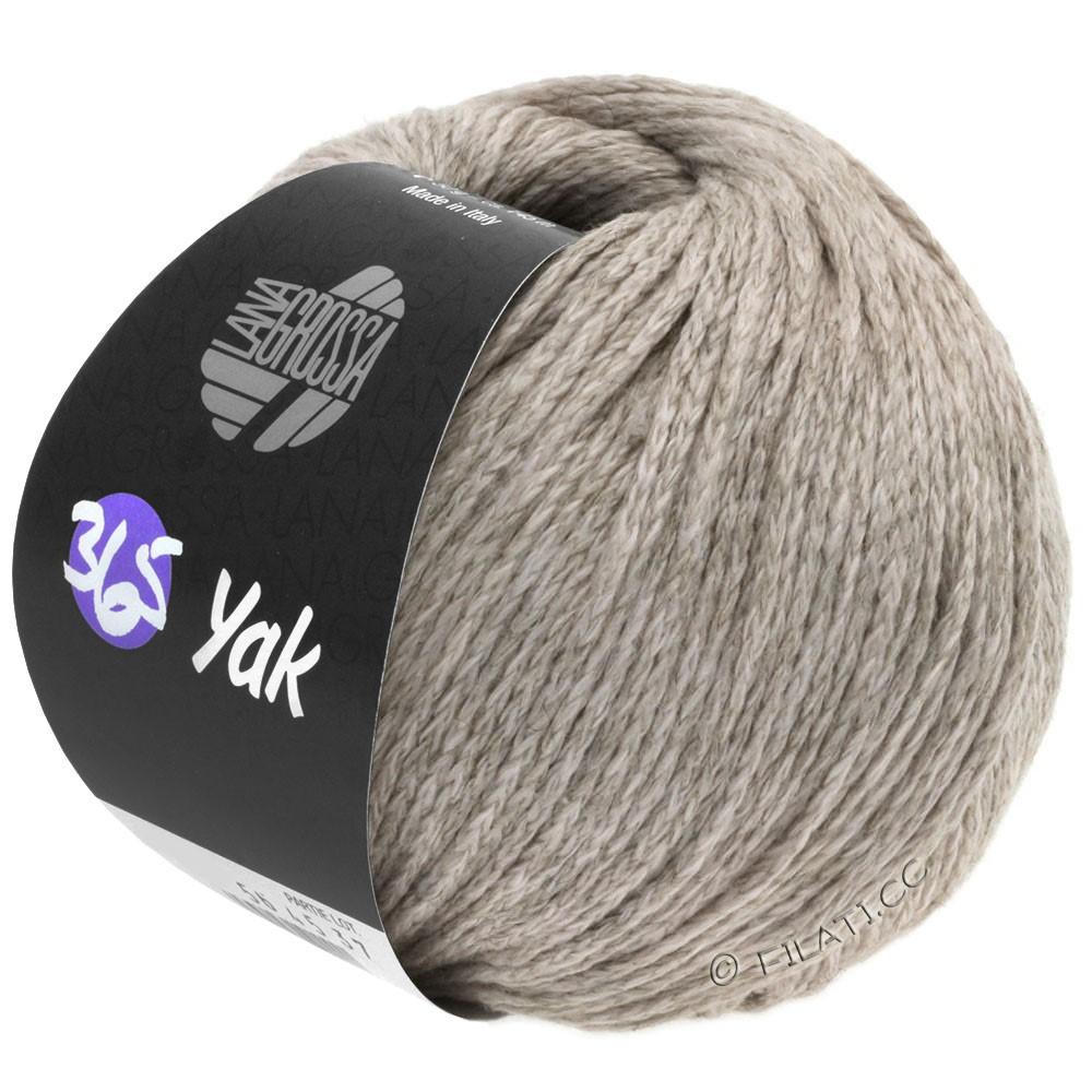 Lana Grossa 365 YAK | 21-серо- бежевый/серо-коричневый