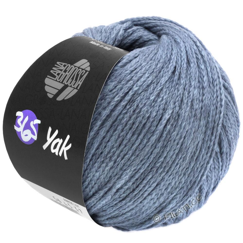 Lana Grossa 365 YAK | 22-светло синий/серый