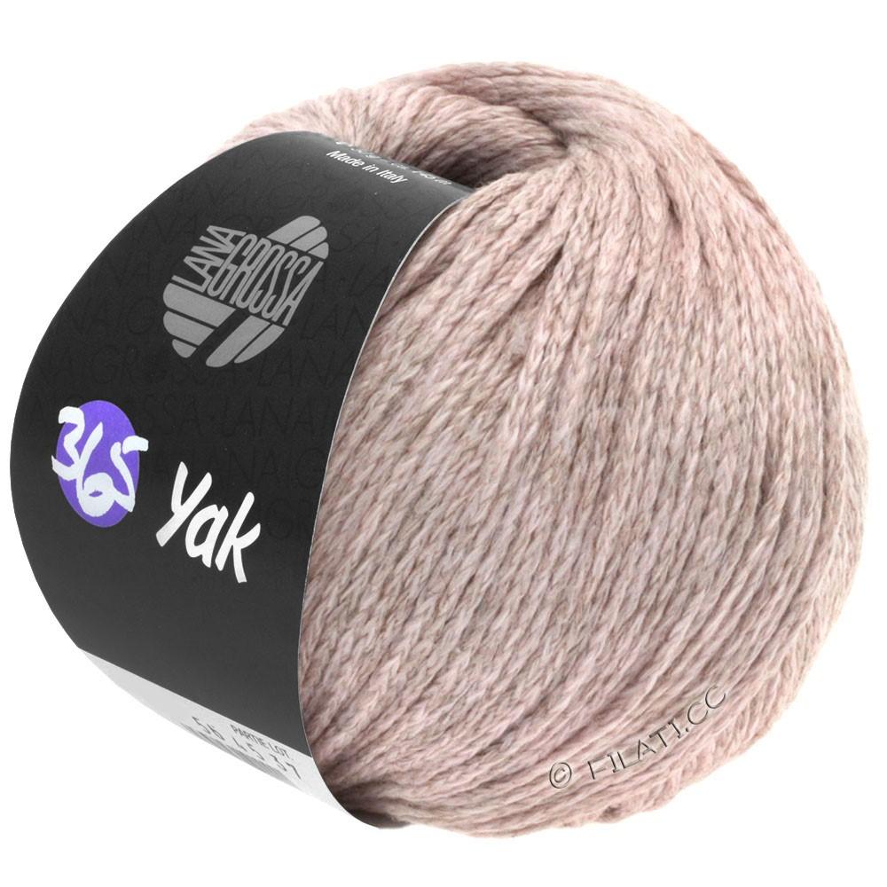 Lana Grossa 365 YAK | 26-пастельный розовый