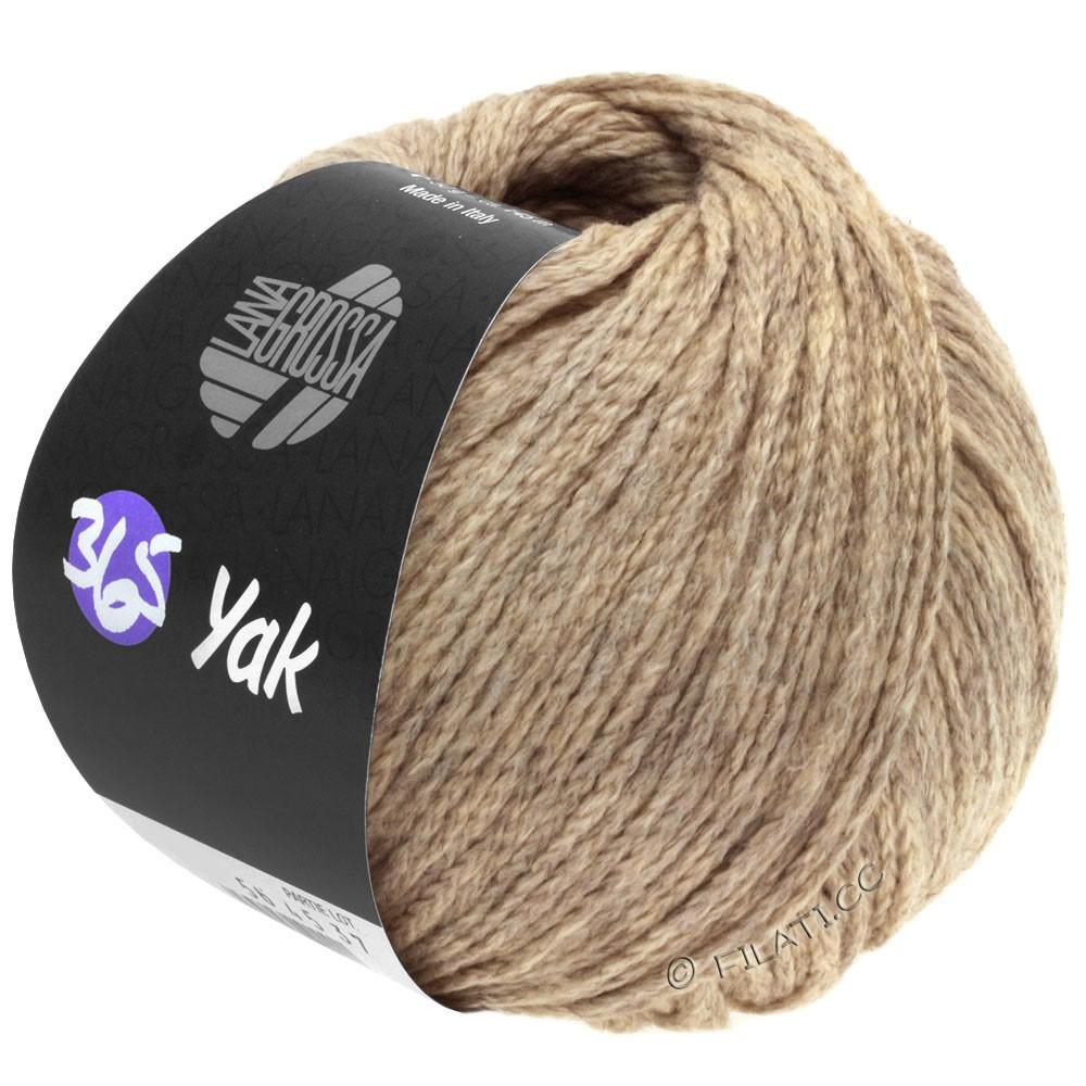 Lana Grossa 365 YAK | 27-светло-коричневый