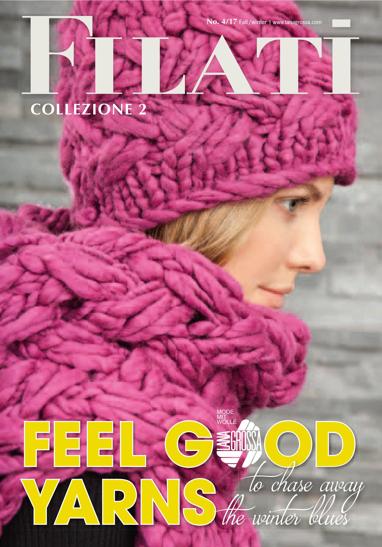 Lana Grossa FILATI COLLEZIONE No. 4 - English Edition