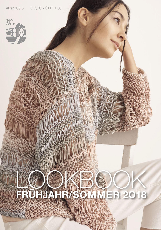 Lana Grossa LOOKBOOK No. 5 инструкции на русском языке