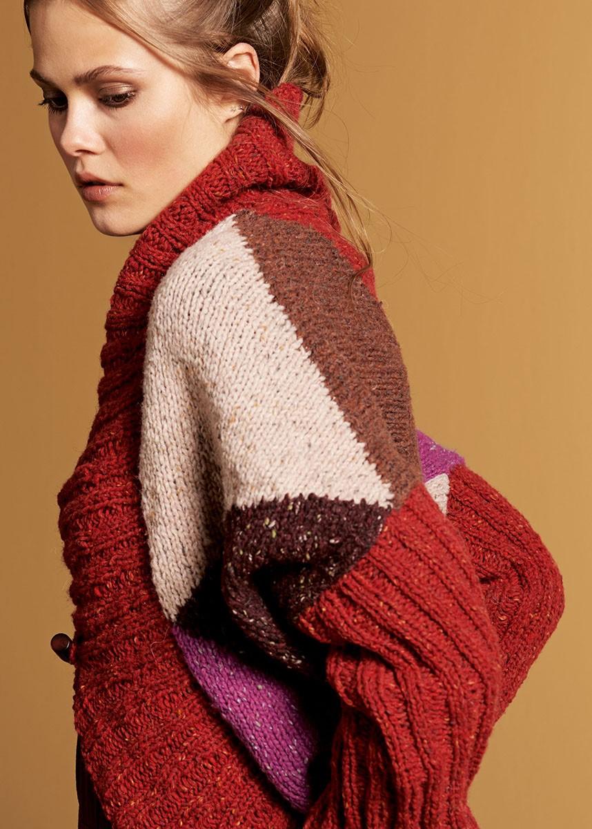 Lana Grossa БОЛЕРО Royal Tweed