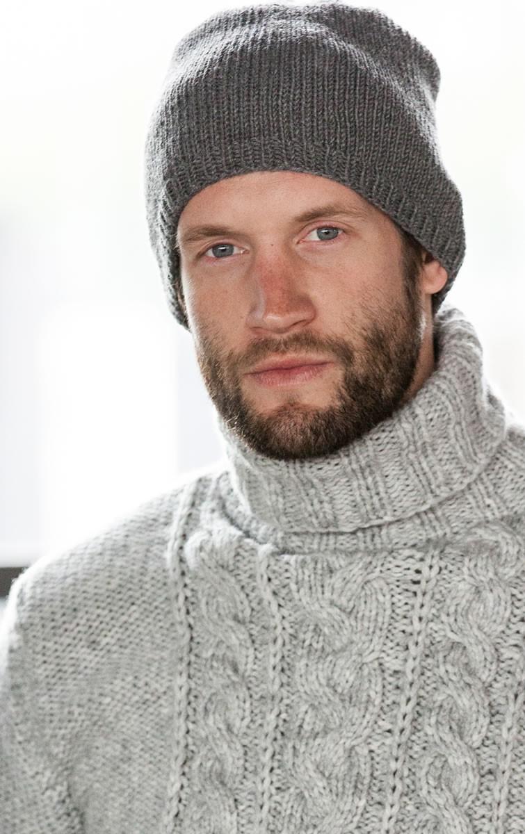 Lana Grossa ШАПКА Cool Wool Big