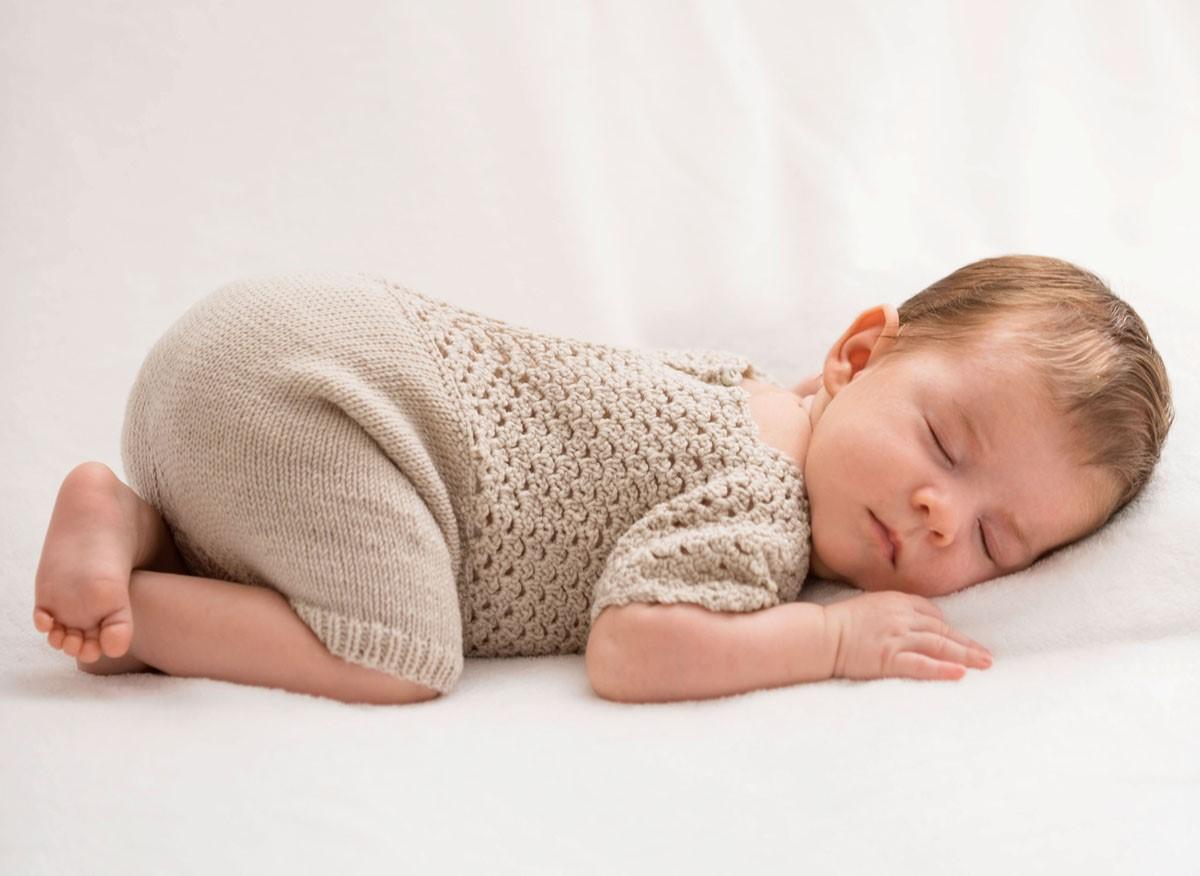 Lana Grossa КОМБИНЕЗОН Cool Wool Baby