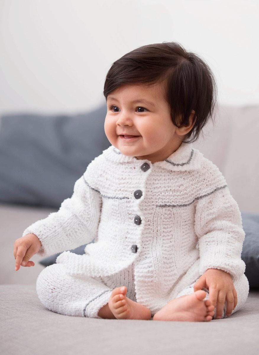 Lana Grossa ПАЛЬТО Baby Soft