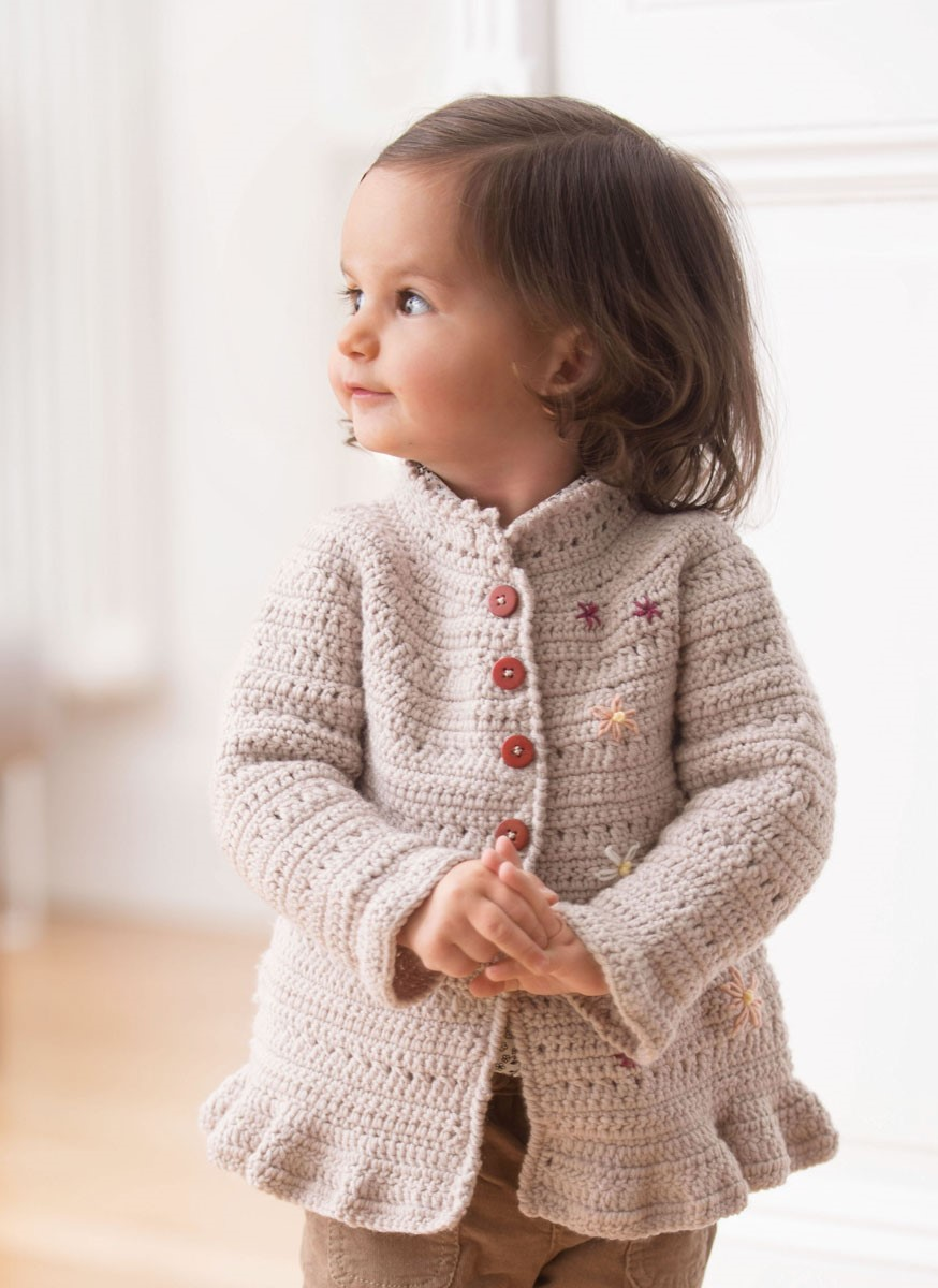 Lana Grossa ЖАКЕТ Cool Wool Big/Cool Wool
