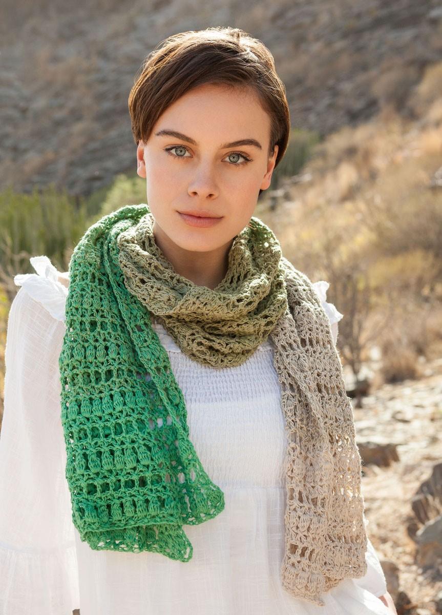 Lana Grossa ПАЛАНТИН Shades Of Cotton Linen