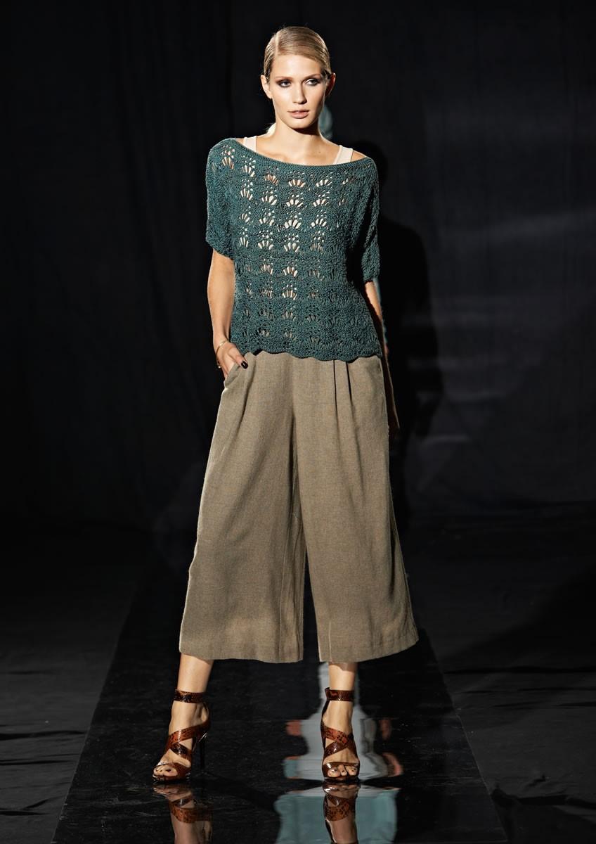 Lana Grossa Пуловер Allegro Unito