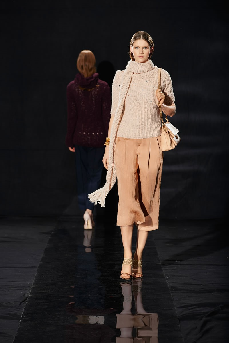 Lana Grossa Пуловер Arioso