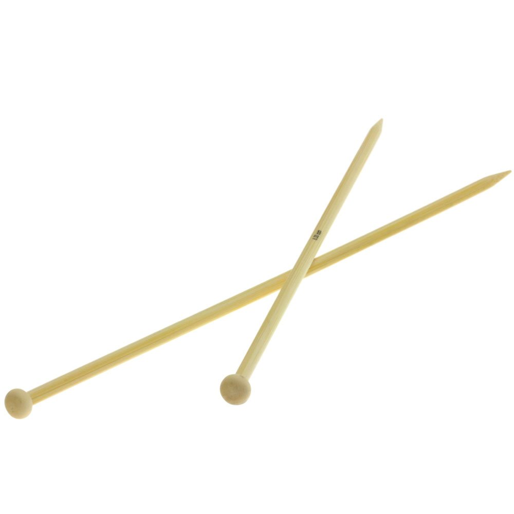 Lana Grossa прямые спицы бамбук №  6