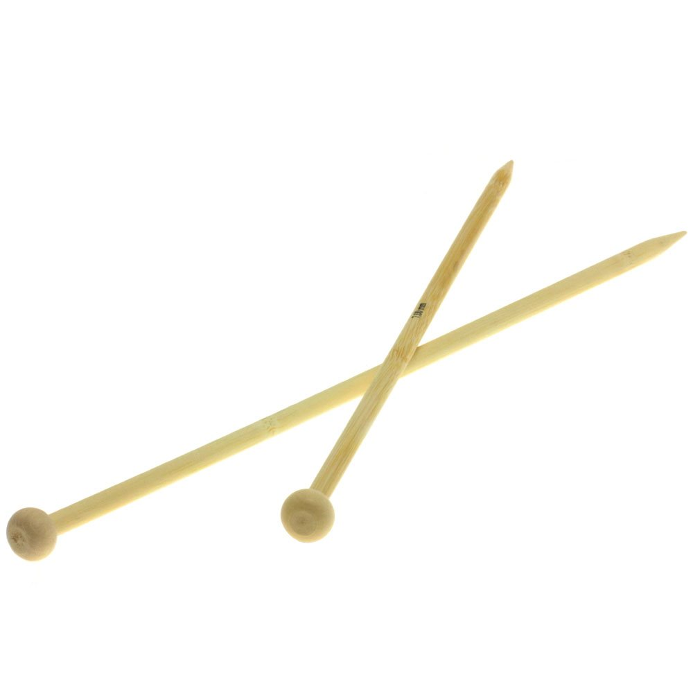 Lana Grossa прямые спицы бамбук №  7