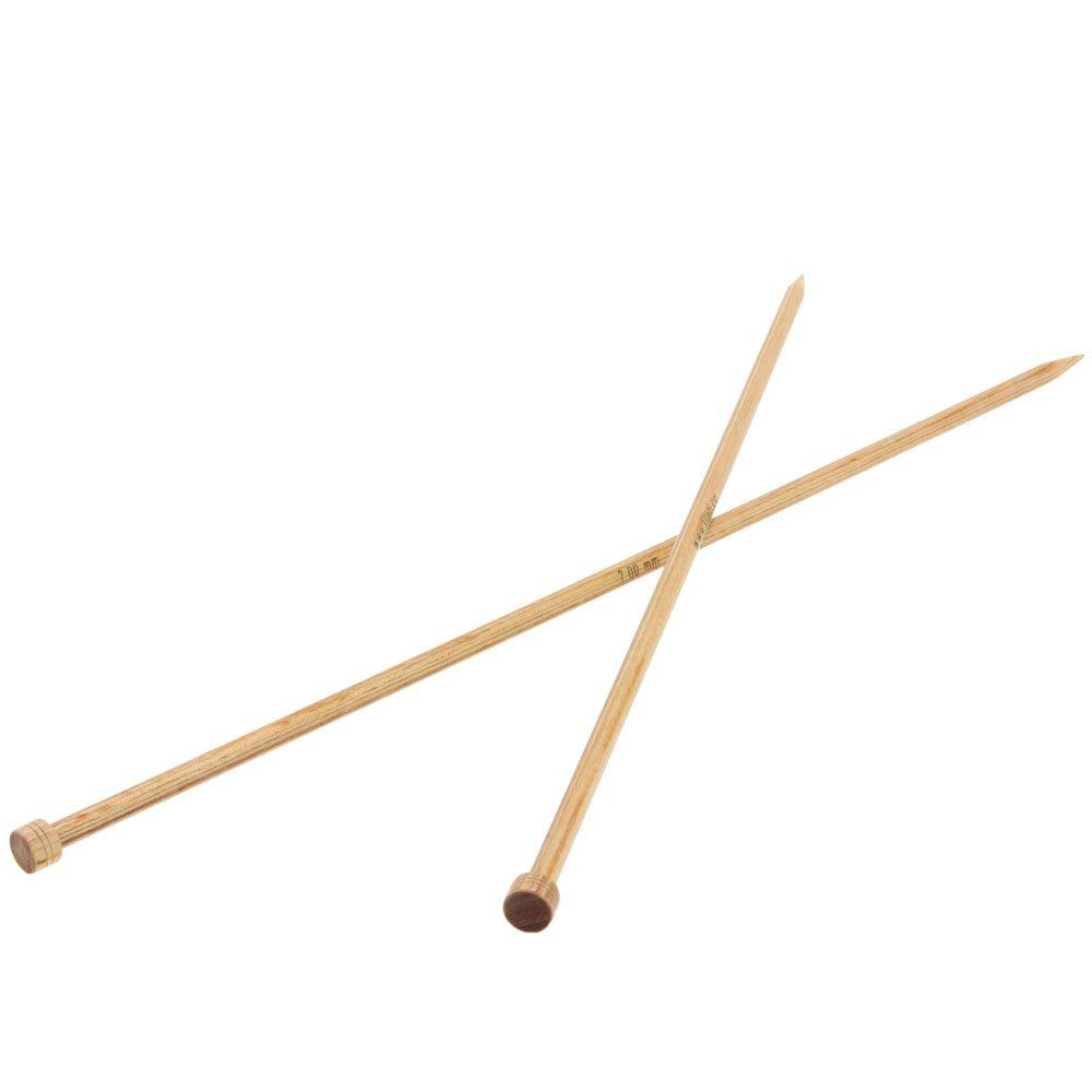Lana Grossa Прямые спицы Design-wood дерево № 7,0