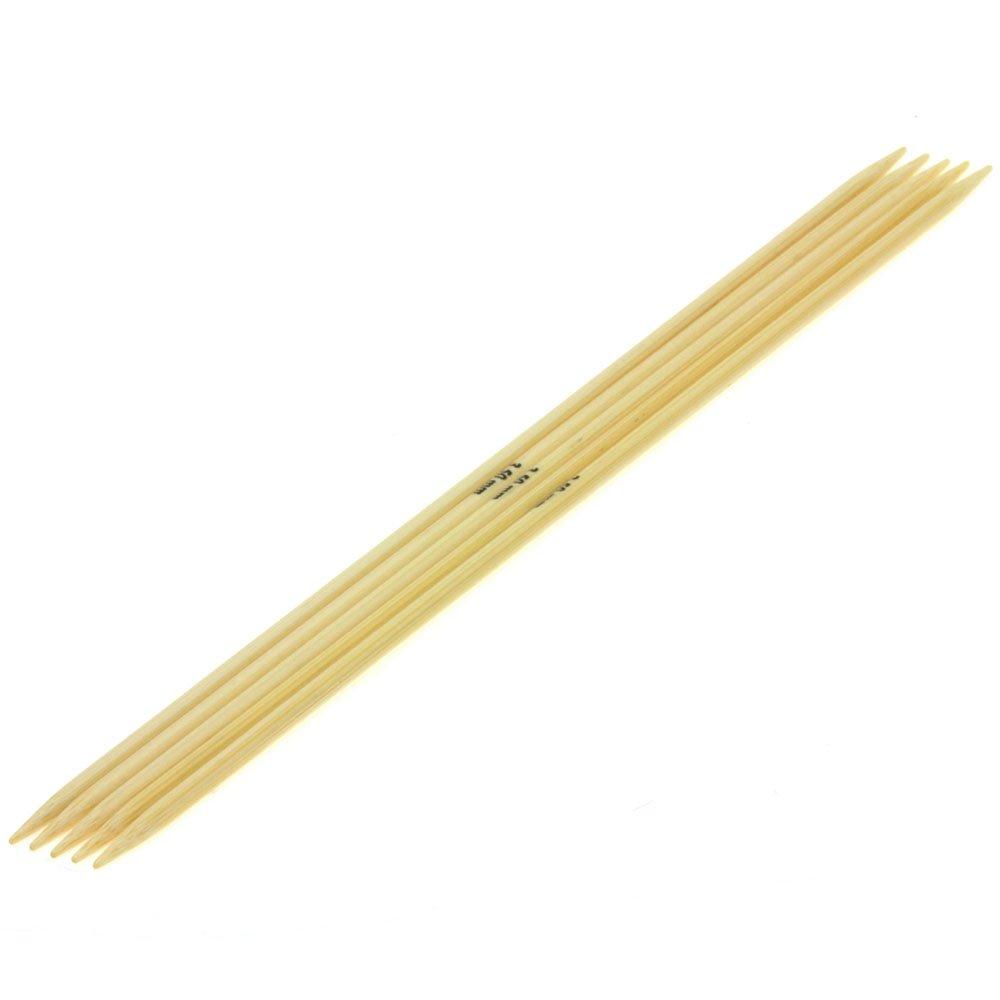 Lana Grossa набор чулочных спиц бамбук № 3,5/20см