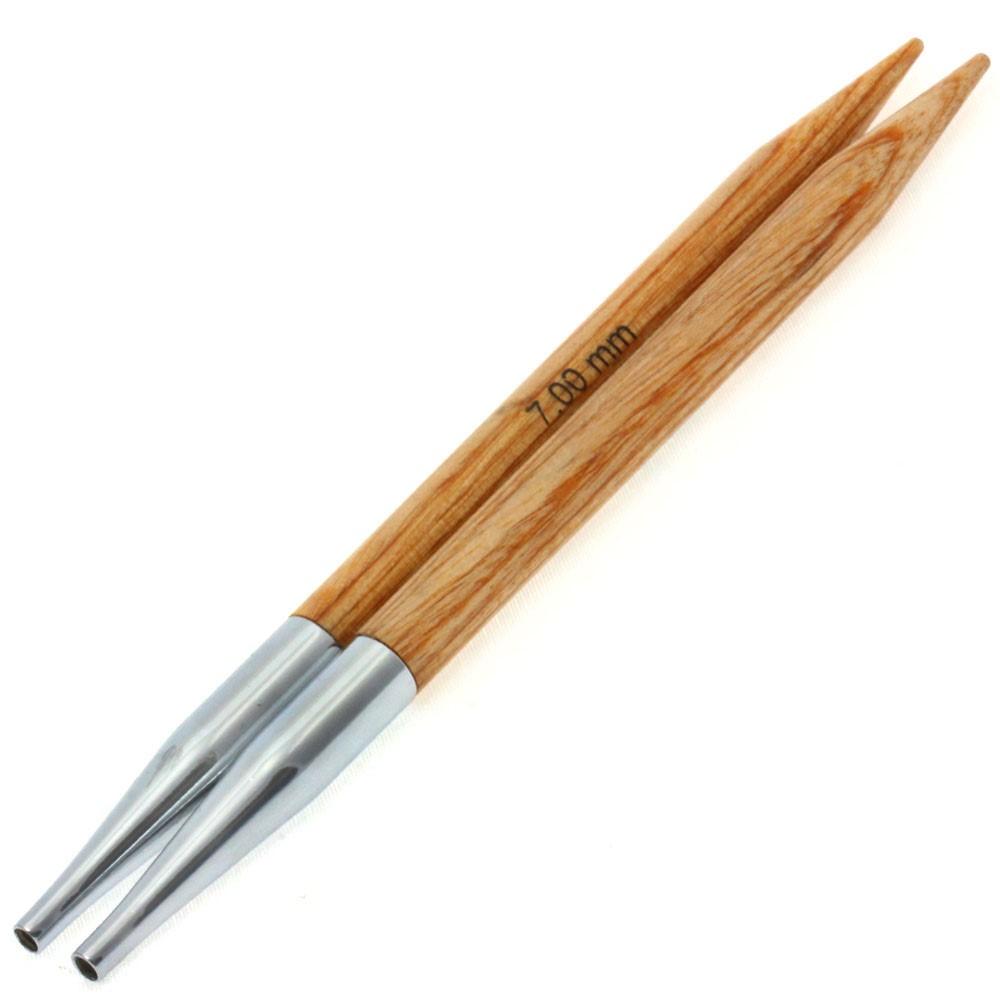 Lana Grossa Кончики иглы Vario Design-wood дерево №  7