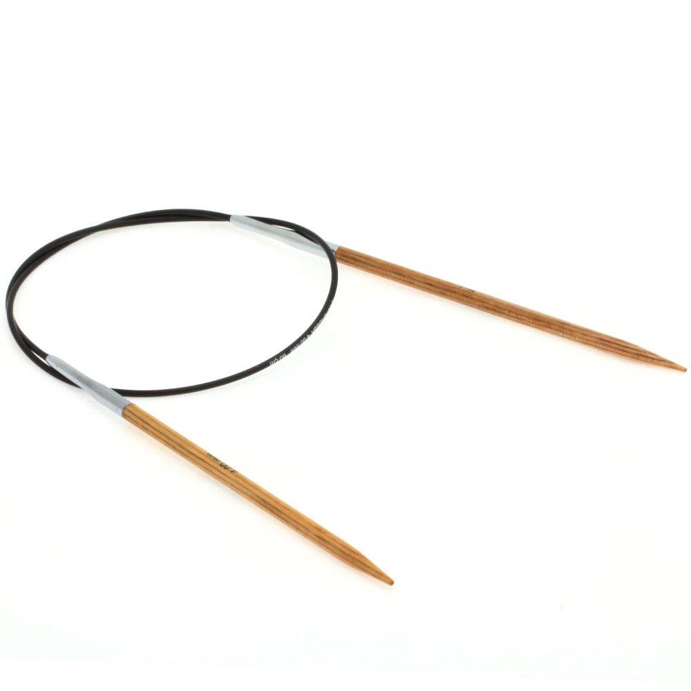 Lana Grossa Круговые спицы Design-wood, дерево №  4/60см